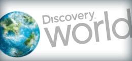 logo discovery world